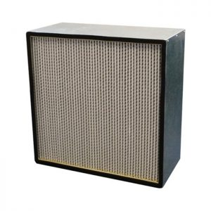 An example of a Arrestor DP HEPA Filter product