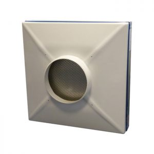 An example of a Arrestor Ceiling Hood HEPA Filter product