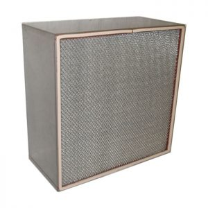 An example of a Arrestor High Temperature HEPA Filter product