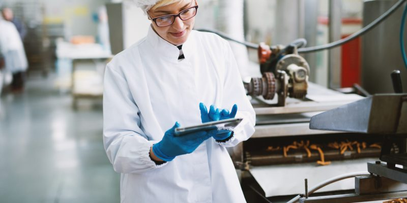Audit Compliance in the Food Industry